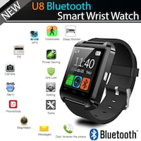 RELOJ SMART WATCH INTELIGENTE U 8 ORIGINAL ANDROID BLUETOOTH Bonares