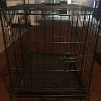 Kennel , 18Wx24Lx21H. 18Wx24Lx21H Second one is a couple of inches less in height Harpers Ferry, 25425