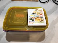 Easy Lunch Boxes set  Mississauga, L5G 1P4