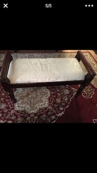Bench- beautiful antique wooden bench