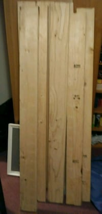 Wood boards 4 queen bed frame Seattle, 98106