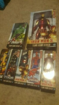 Various action figures  New Albany, 47150