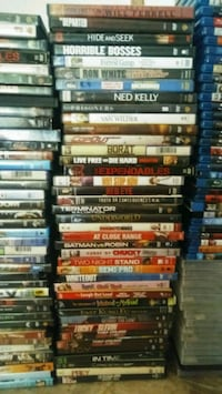 assorted DVD movie case lot South Bend, 46613