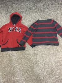 Boys size 6-7 Nike and Gap sweaters  Milton, L9T 2R1