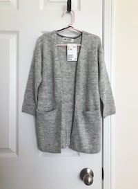 H&M toddler girls maxi cardigan size 18-24 months- Brand New with tags Mississauga, L5M 0C5