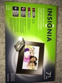 Insignia Digital Picture Frame Mc Lean, 22101