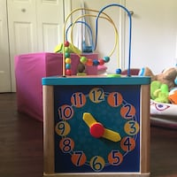 Baby activity cube North Fort Myers, 33917