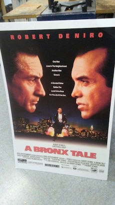 A Bronx Tale Movie Poster for sale  Palatine, IL