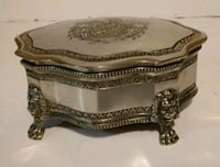 SILVER JEWELRY BOX Hesperia, 92345