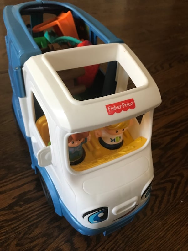Fisher-Price Little People Songs & Sounds Camper Camping Car 8e1697d1-e6d6-4d1e-858f-f158a1d622d1