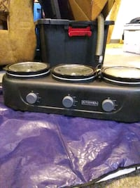 Kitchen Selectives 3 quart food warmer Des Moines