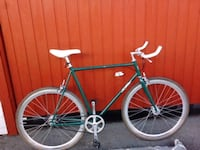 Landsveien sykkel retro Foffa single speed   Hamar, 2316