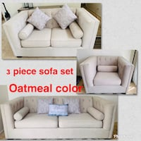 3 piece sofa set  Santa Ana, 92704