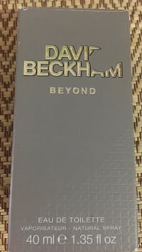 David Beckham Beyond 40ml cologne  Toronto, M6H 2X6