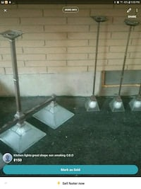 Kitchen light excellent shape ready to install Kitchener, N2M 4C8