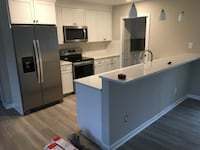 Kitchen remodeling and cabinets Installing