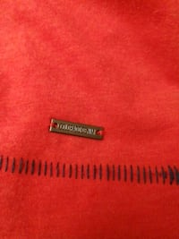 red and black Supreme textile Laval, H7V 2K6
