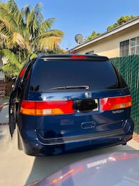 Honda - Odyssey (North America) - 2003 Long Beach, 90804