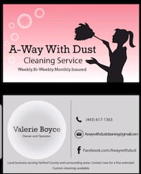 House cleaning Abingdon