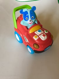 toddler's red and yellow plastic toy car Richmond Hill, L4E 3P6