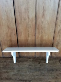 "Solid Wood Mantel Shelf. 24""x8""x8"" Mint Condition Reading, 01867"