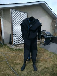 Scuba diving Bare XL tri-lam dry suit Edmonton, T6K 2A2