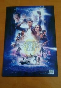 Poster Ready Player One (Oficial) Fuenlabrada, 28942