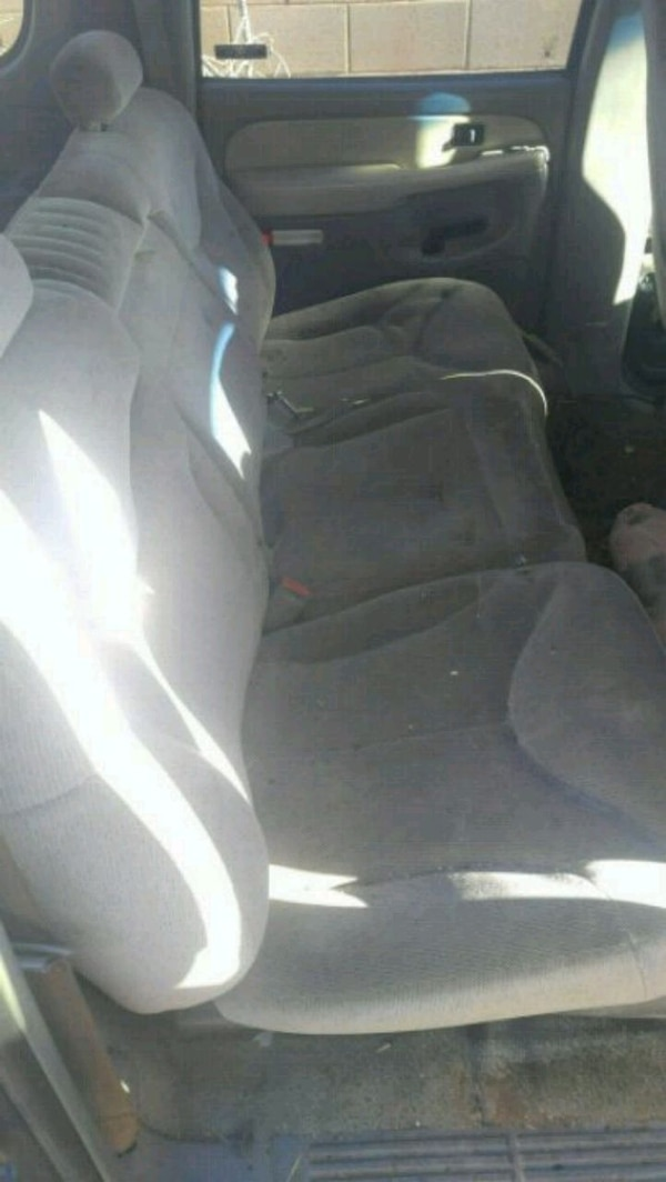 Sensational 2001 Suburban Bench Second Row Seat Caraccident5 Cool Chair Designs And Ideas Caraccident5Info