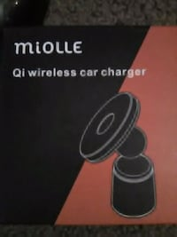 Miolle Qi wireless car charger box Las Vegas, 89121