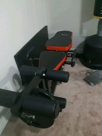 Amstar Weight bench Mississauga, L5G 1L9