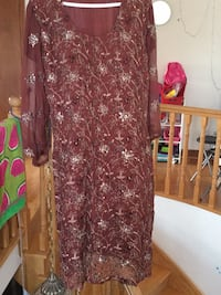 Brown 3 pice size l to XL  price negotiable  Mississauga, L5A 2T1