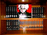 Selling my Entire Bookshelf of Manga (Cheap Prices Ajax, L1T 3S8