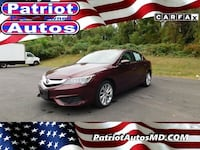 Acura ILX 2016 Baltimore