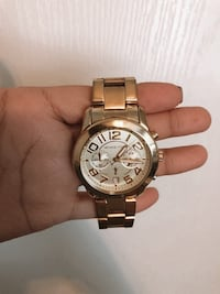Gold Michael Kors Watch!  Apopka, 32703