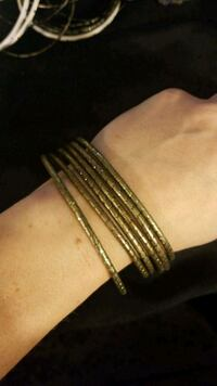Brass stacking bracelets  Tysons, 22102