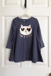 Old Navy kitty dress size 3T Mississauga, L5M 6C6