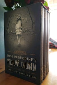 Books *Miss Peregrine's Peculiar Children by Ransom Riggs  Los Angeles