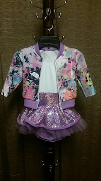 Brand New Size 5t/6t Dance Recital Outfit