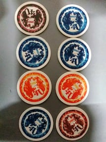 Vintage 1993 Specialties for you pogs