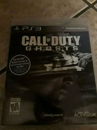 COD GHOSTS for ps3 Glendale, 85301