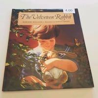THE VELVETEEN RABBIT BY MARGERY WILLIAMS Illustrations by Donna Green Chestermere, T1X 1G1