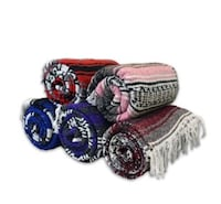 NEW Traditional Mexican Yoga Blankets Portland, 97202