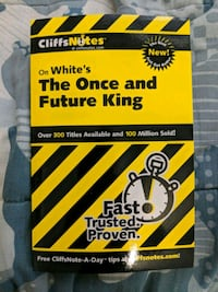 The Once and Future King CliffNotes Book
