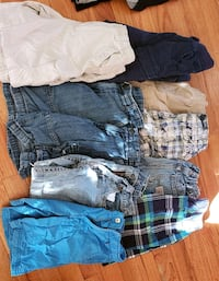 assorted-color denim bottoms lot Columbia, 21044