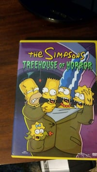 The Simpsons treehouse of horror Ames