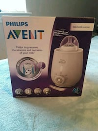 Philips Avent Baby Bottle Warmer  Rocky Face, 30740