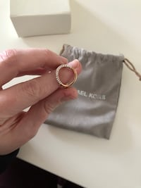 Brand New with tags Michael Kors ring make an offer