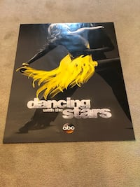 FREE Dancing With The Stars & Scandal Poster Wilmington, 19802