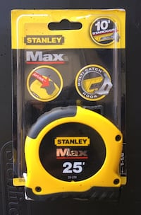 Stanley tape measure (New)