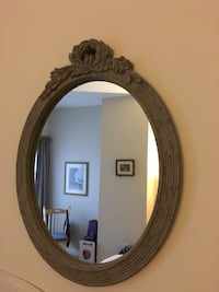 oval framed mirror 20 mi